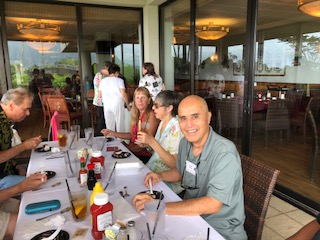 Honeys At Koolau In Kaneohe Beautiful Setting Good Food 19 Attendees